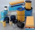 PURFLUX air filter PURFLUX oil filter