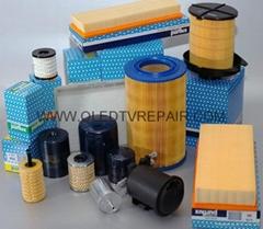 宝孚滤清器 机油滤清器  燃油滤清器  空气滤清器  空调滤清器