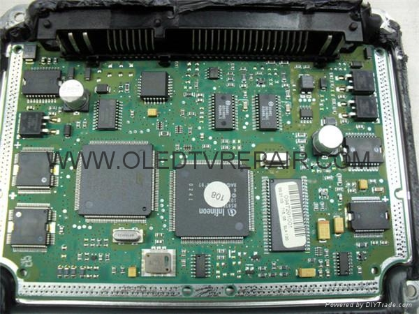 Car Pcm: Engine ECU BOSCH ECU BOSCH ECM Automobile Engine Computer