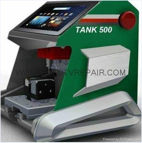 Key Cutting Machine Auto Locksmith Tool A5 A7 A9 E9 V8 Tank 500