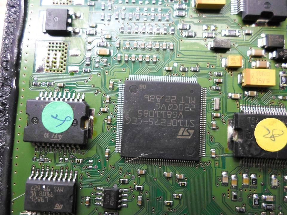 汽车易损芯片 汽车IC 汽车电脑板 汽车电子 汽车维修 发动机维修 10