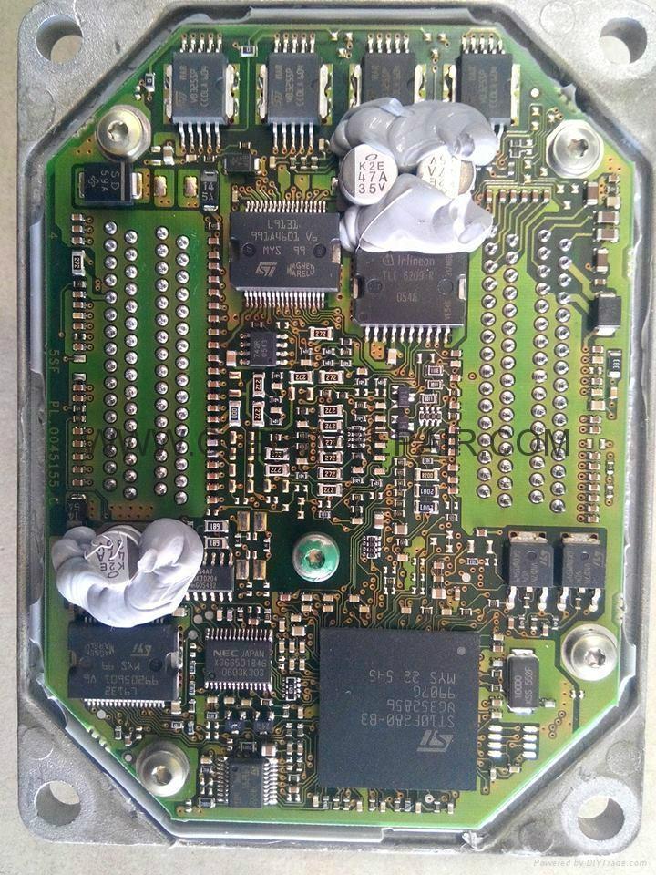 汽车易损芯片 汽车IC 汽车电脑板 汽车电子 汽车维修 发动机维修 5