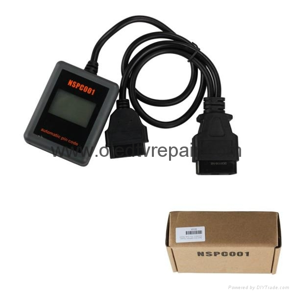 NISSAN  NSPC001 Nissan Automatic Pin Code Reader