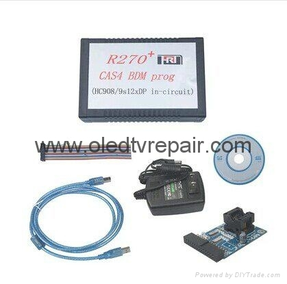High quality R270 R270 BMW CAS4 BDM Programmer New Version