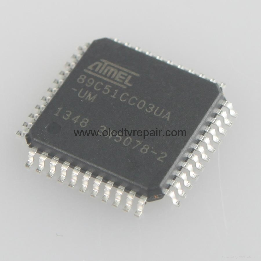 AT89C51CC03U NXP Fix Chip with 1024 Tokens CK-100