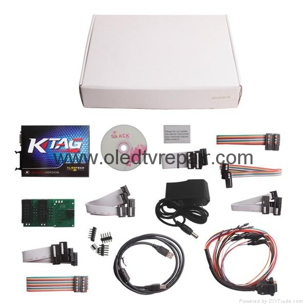 KTAG K-TAG ECU Programming Tool Master Version V2.06
