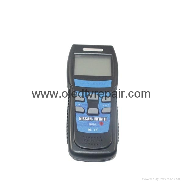 Memoscan N607 Professional NISSAN INFINITI OBD2 Scanner Tool