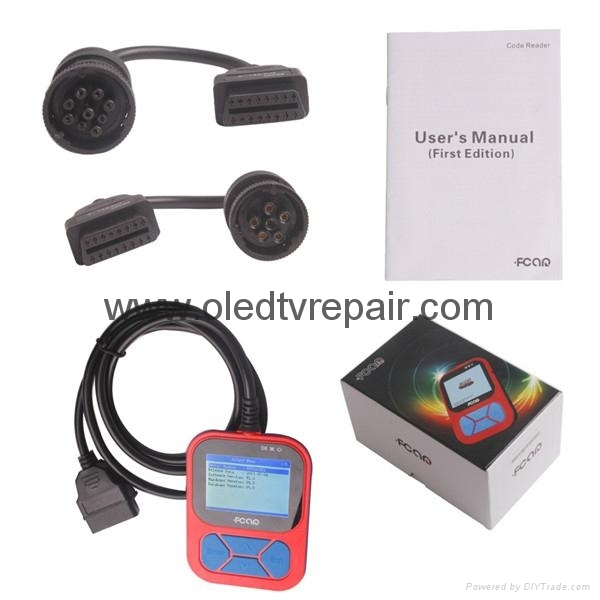 F502 Heavy Vehicle Code Reader