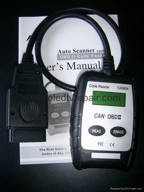 CAS804 obd2 code reader CAS804