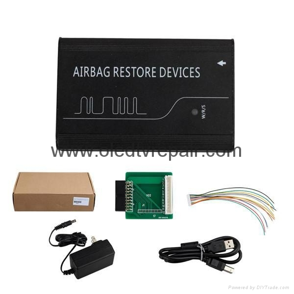 V2.66 CG100 Airbag Restore Devices Renesas and Infineon