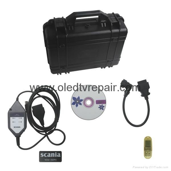 Scania VCI 2 SDP3 V2.17 Truck Diagnostic Tool