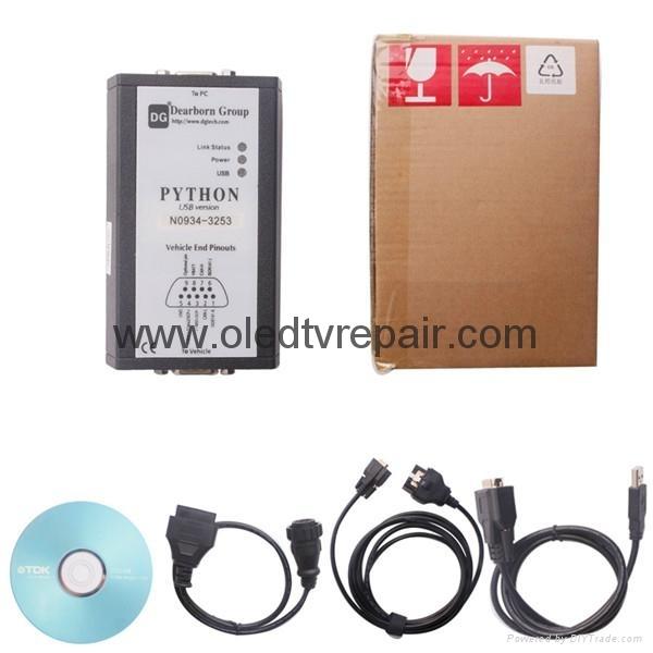 DST-PC Python Nissan Diesel Special Diagnostic Instrument
