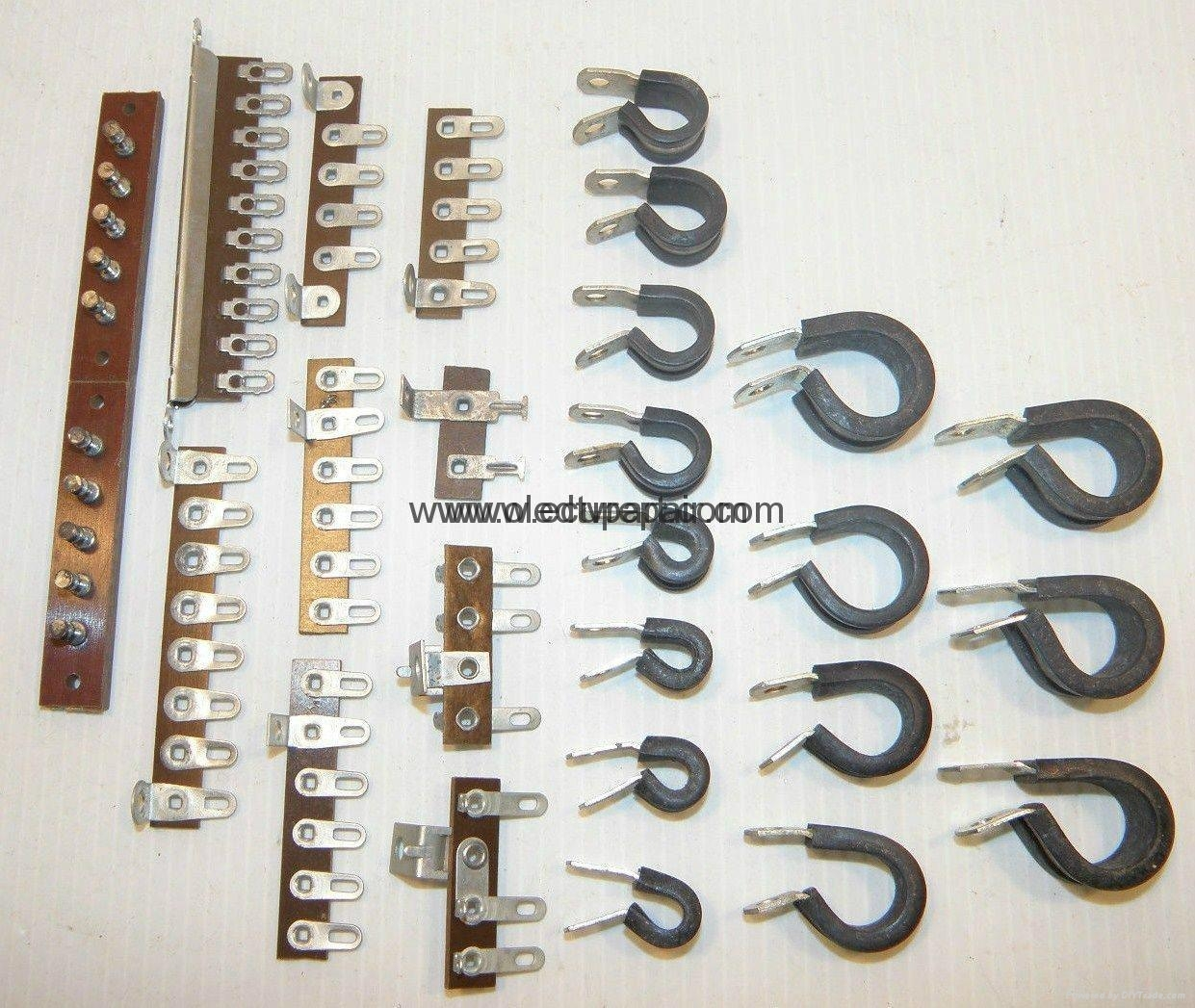Solder Terminal Strip  Terminal Strip Wiring Board Wire Clamps