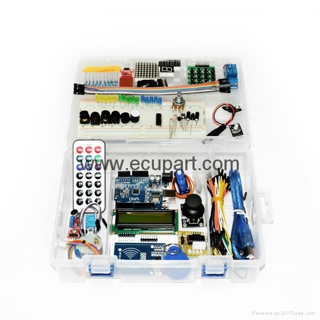 RFID Starter Kit for Arduino UNO R3 Upgraded version Learning Suite