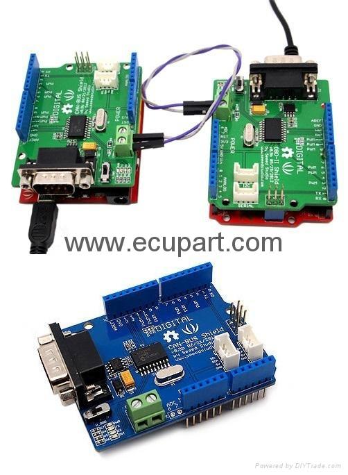 MCP2515 CAN Bus Controller CAN-BUS Shield Board