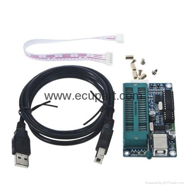 K150 PIC programmer USB ICSP burner burning device