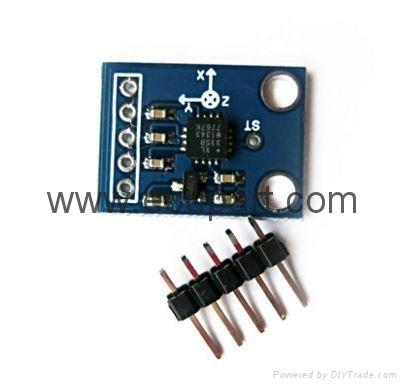 ADXL335 acceleration sensor Angle sensor module tilt angle module