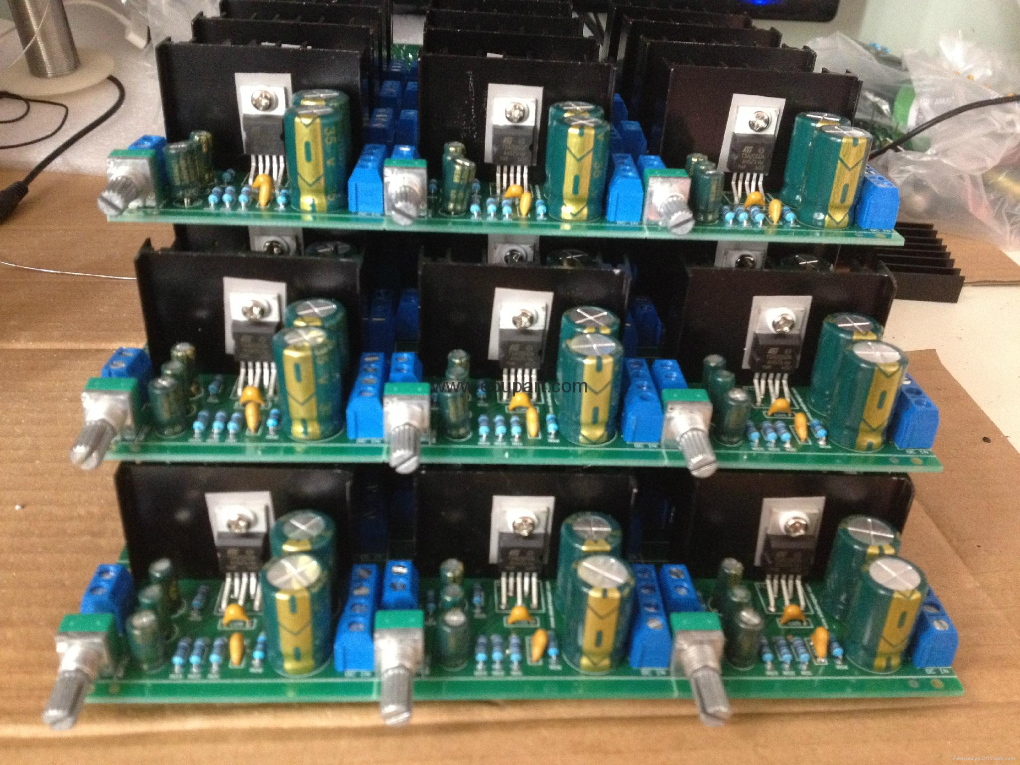 TDA2030 TDA2050 LM1875 AUDIO POWER Amplifier  Amplificatore  2