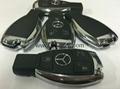 Mercedes-Benz NEC BGA 315MHZ 433MHZ  434MHZ GLK GLA GLC ML W204 W207 W212
