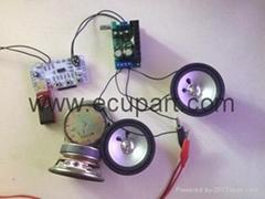汽车功放板 汽车音响功放板 汽车音响改装功放板 汽车音箱功放板