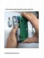 ESL/ELV Motor Steering Lock Wheel Motor for Mercedes-Benz W204 W207 W212