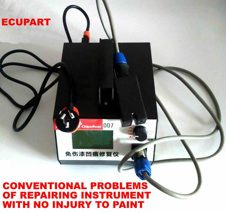 REPAIRING INSTRUMENT WITH NO INJURY TO PAINT 3