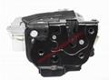 奧迪A6L車門鎖電機 A6L鎖塊電機 A4L中控鎖馬達 A6L閉鎖器電機 4