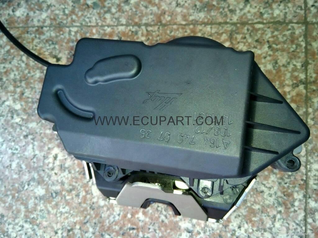 奔馳R280 R300 R350 R500 R630後備箱鎖馬達 後備箱鎖電機 2