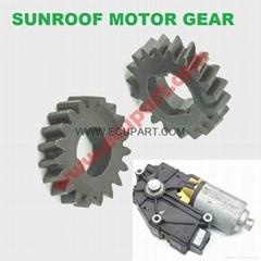 奔馳天窗電機齒輪 Sunroof  Motor ML350