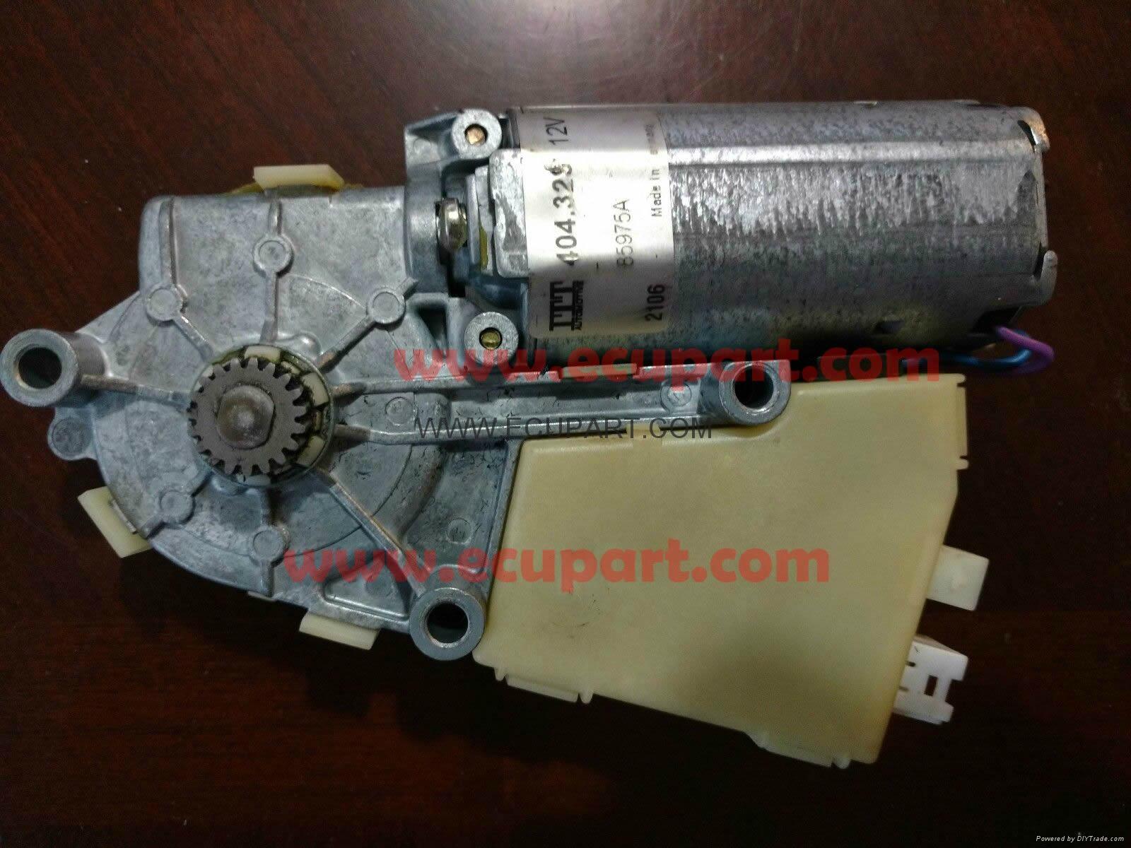 奔馳天窗電機齒輪 Sunroof  Motor ML350 ML500 ML550 ML63 AMG 2