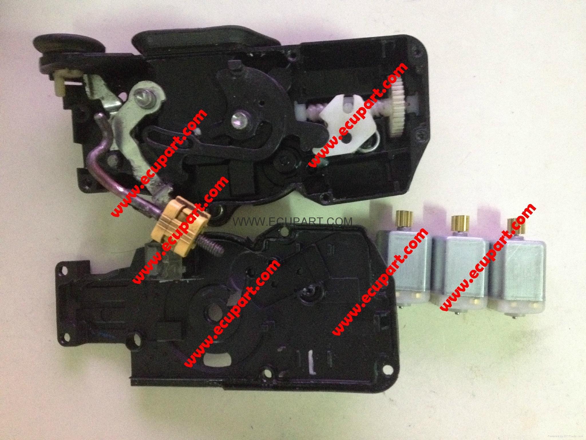 凱迪拉克車門鎖塊電機馬達CTS閉鎖器ATSL/CT6/SRX/XTS/XT5賽威SLS 3