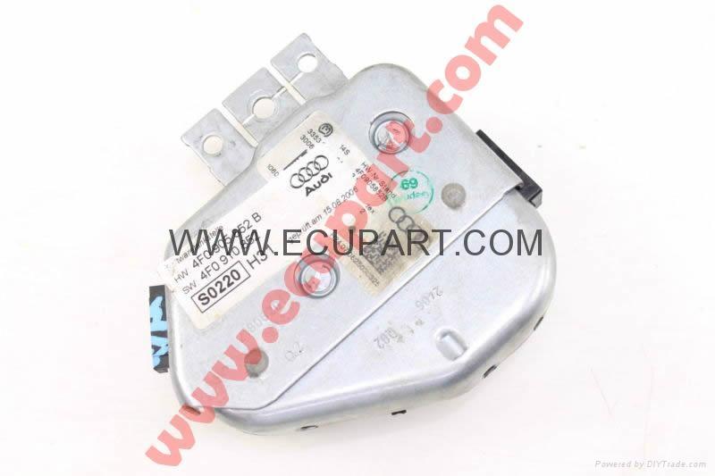05-13年 奧迪方向盤鎖馬達 A6L A4L Q7 C6 J518 奧迪方向盤鎖電機 5