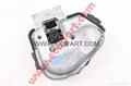 05-13年 奥迪方向盘锁马达 A6L A4L Q7 C6 J518 奥迪方向盘锁电机 4
