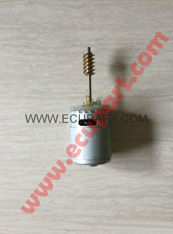 05-13年 奧迪方向盤鎖馬達 A6L A4L Q7 C6 J518 奧迪方向盤鎖電機 1