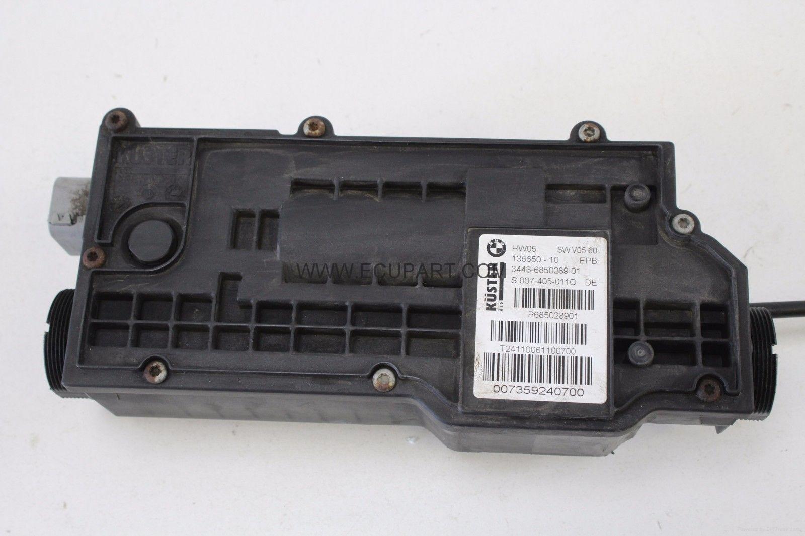 奔馳S級W221手剎車制動器電機S350 S430 S500 S550電動手剎車馬達 2