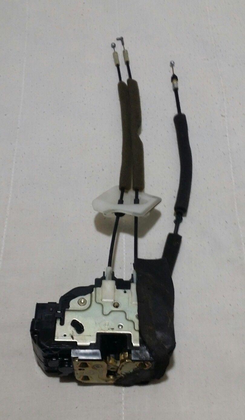 Infiniti FX35 FX45門鎖s50 英菲尼迪車門鎖電機 Infiniti車門鎖馬達 3