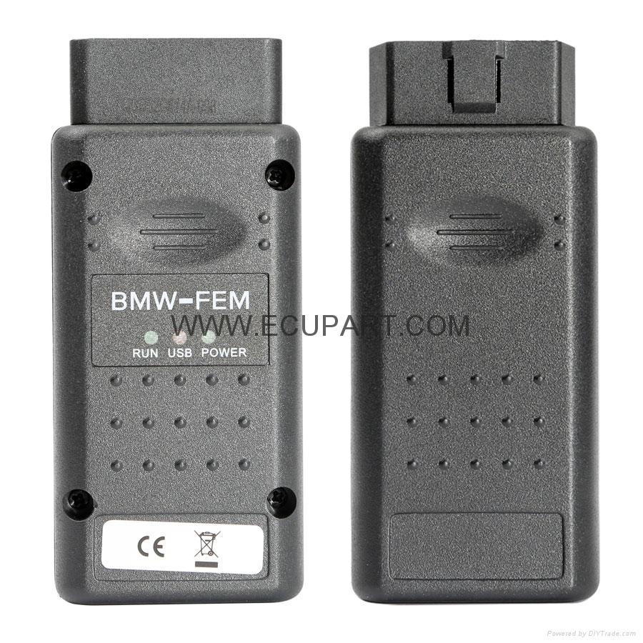 寶馬FEM鑰匙匹配設備 BDC鑰匙匹配設備  FEM BDC防盜設備 2
