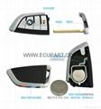 BMW Smart Remote key Fob 4 Button 433Mhz 315Mhz for BMW F Series X5 X6 CAS4+/FEM