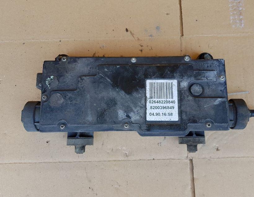 03-09雷諾風景MK2電子手剎車電機  雷諾手剎車馬達  雷諾手剎電機 2