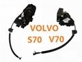 96-00 VOLVO S70 车门锁电机 老款沃尔沃老款车门锁马达 S70车门 2