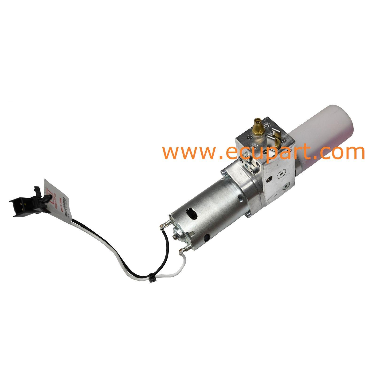 凯迪拉克尾门油泵 SRX后备箱电机 行李箱液压泵SRX尾门撑杆液压泵马达 2