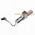 凱迪拉克尾門油泵 SRX後備箱電機 行李箱液壓泵SRX尾門撐杆液壓泵馬達 2