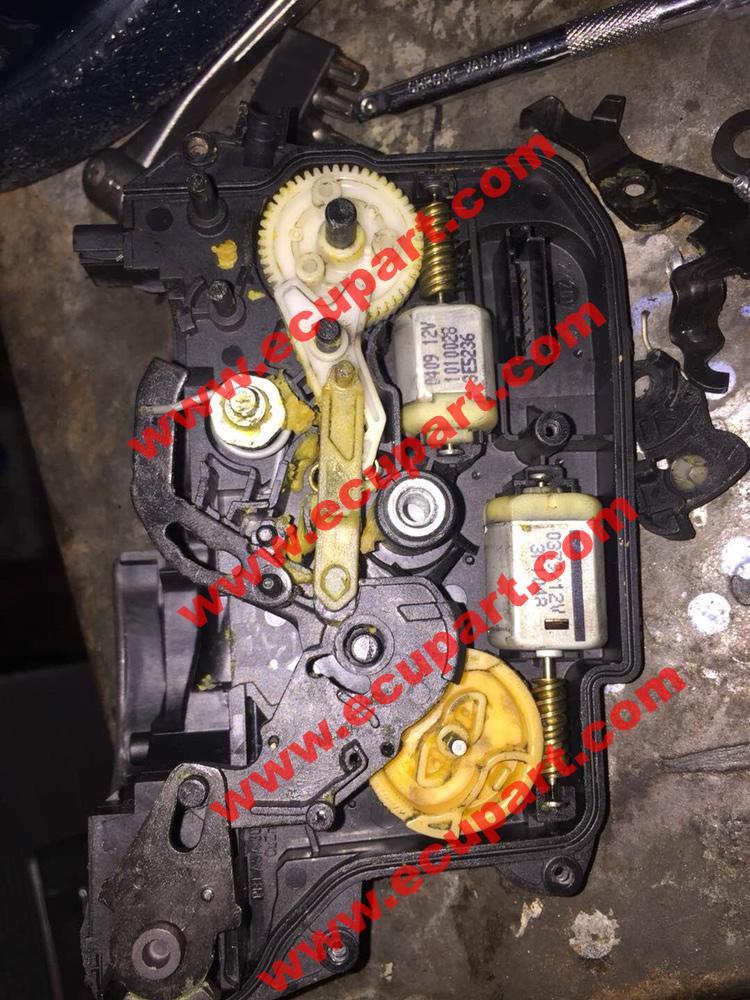 老款寶馬E90車門鎖馬達 320i 325i 330i 335i 寶馬3系車門鎖電機 2