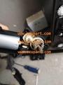 Porsche Cayenne MK1 955 Rear Sun Shade Curtain Motor Gear  2