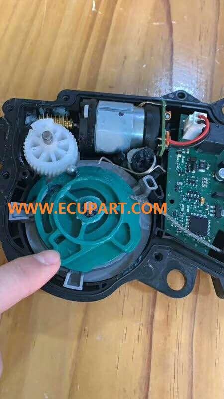 捷豹XFL XJL路虎揽胜 运动 行政电吸电机齿轮 门吸电机齿轮 发现5 2