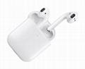 适用于 Apple 苹果 AirPods2代 无线蓝牙耳机 支持iPad Pro3代 iPhone手机 1