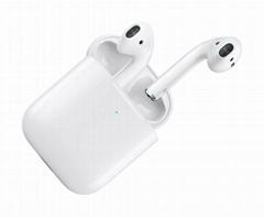 适用于 Apple 苹果 AirPods2代 无线蓝牙耳机 支持iPad Pro3代 iPhone手机