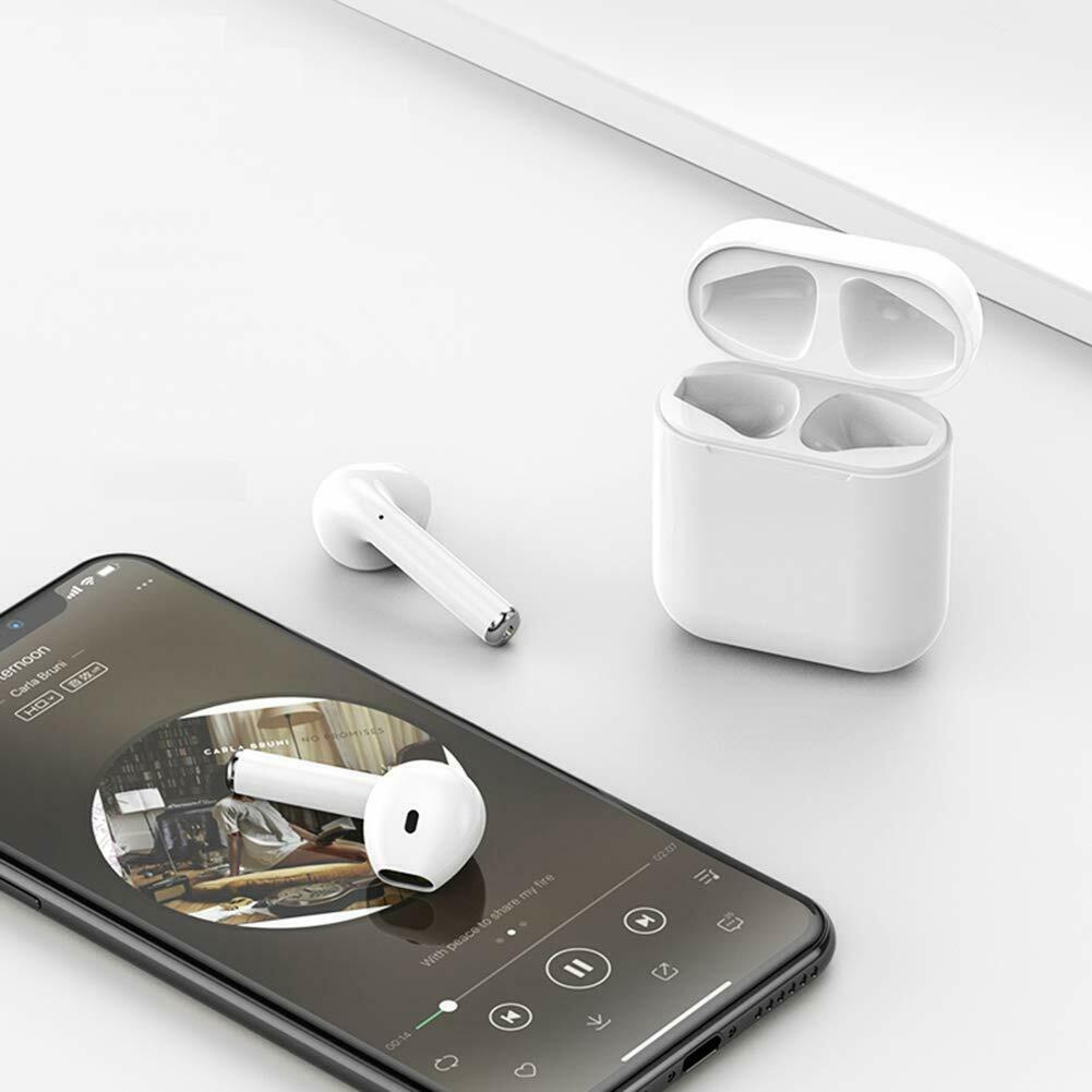 适用于 Apple 苹果 AirPods2代 无线蓝牙耳机 支持iPad Pro3代 iPhone手机 7
