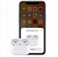 pop-ups auto pairing Apple airpods wireless Bluetooth headset iPad Pro3 iPhone