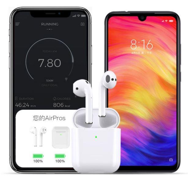 适用于 Apple 苹果 AirPods2代 无线蓝牙耳机 支持iPad Pro3代 iPhone手机 10